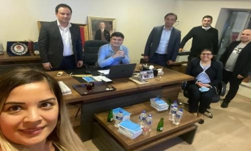 ADANA TEMSİLCİLERİ TOPLANDI